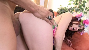 lucy lee asian threesome