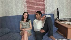 french black anal casting