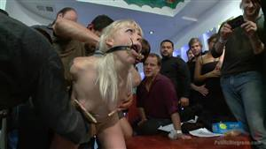 blonde college girl first time
